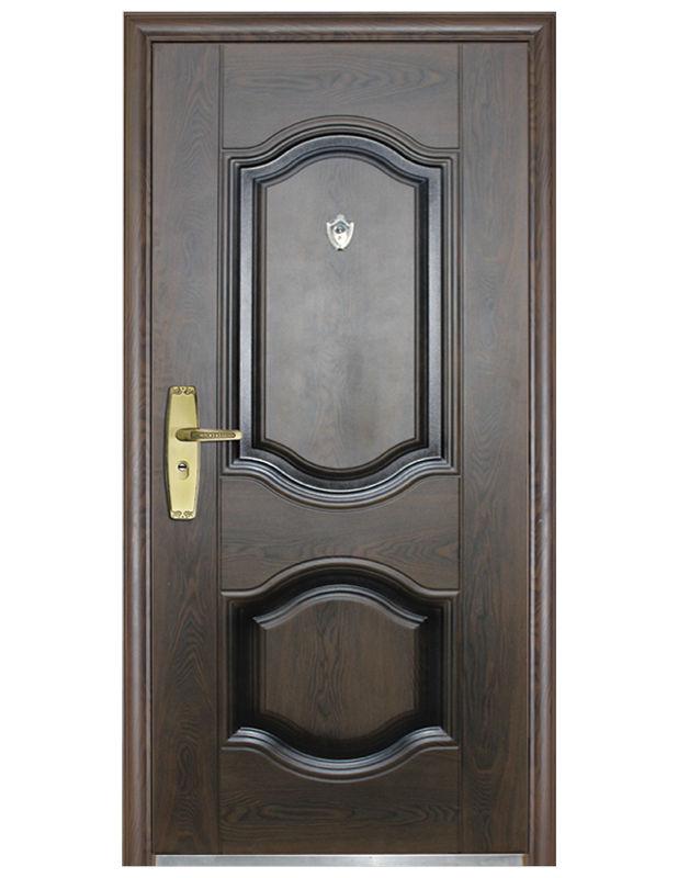 Puertas de metal plastimetal s a for Puertas interiores de metal